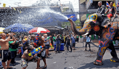 BYD Lofts - Thai New Year – Songkran in Patong Phuket - feature image
